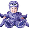 Toddler & Baby Octopus Costumes
