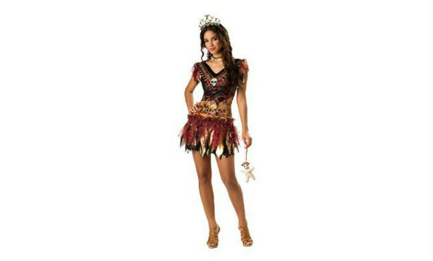 Voodoo Priestess Costumes for Women