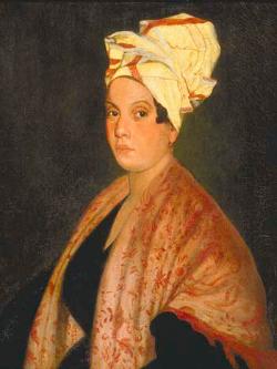 Marie Laveau Costume Voodoo