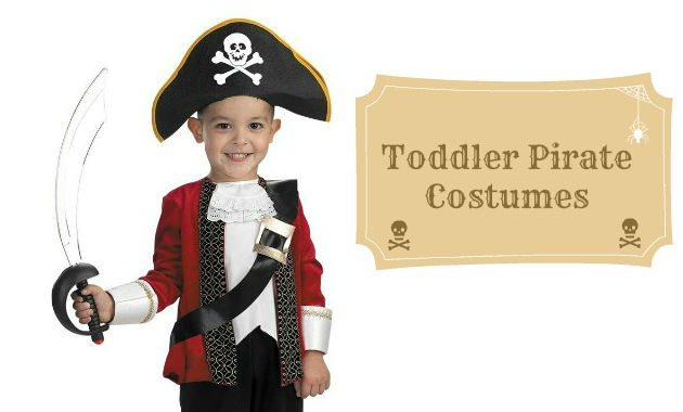 Pirate Costumes for Toddlers