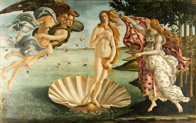 Roman and Greek Goddesses