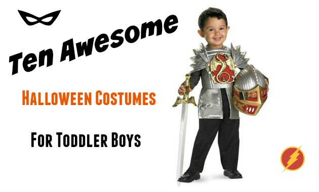 Ten Awesome Halloween Costumes for Toddler Boys - isleofhalloween.com