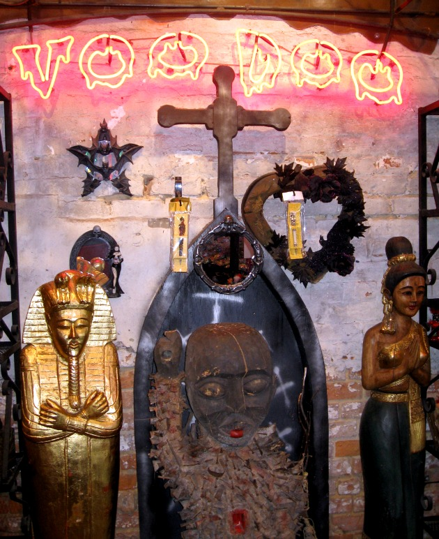 Voodoo Exhibit