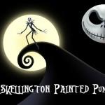 Jack SKellington Pumpkin, Painted Pumpkins, Nightmare Before Christmas Pumpkins