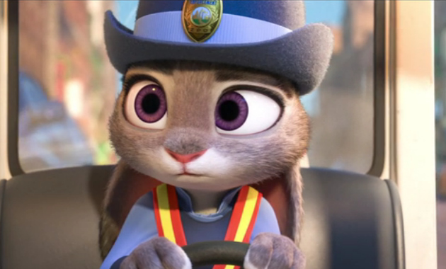 Officer Judy Hopps Costume and Makeup Ideas