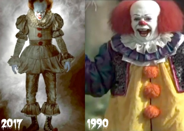 Buy Ready-made Pennywise Clown Costumes  sc 1 st  Isle of Halloween & Evil Clown Pennywise Costume - 1990 and 2017