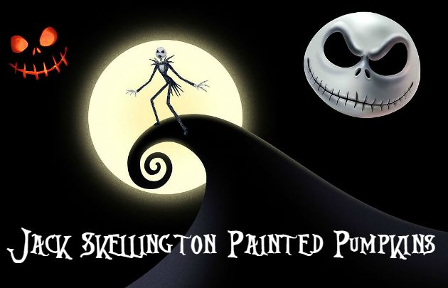 Jack Skellington Pumpkin Isleofhalloweencom